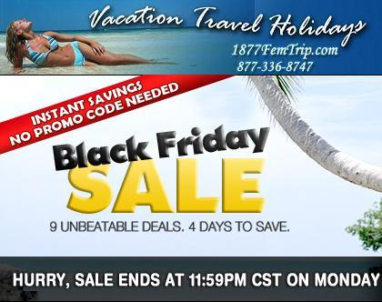 Vacationtravelholidays Com Black Friday Online Sale Book Online Air And Hotel Riviera Maya