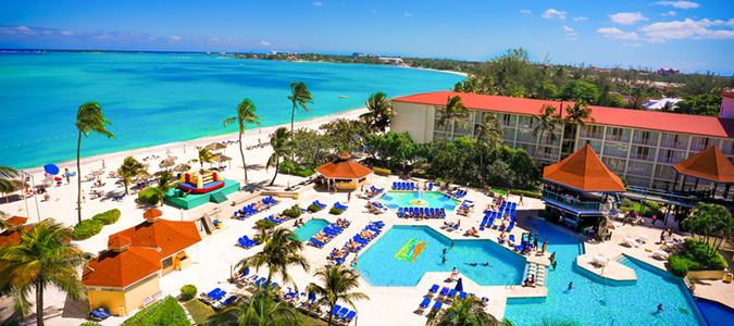 Last minute travel to Nassau Bahamas
