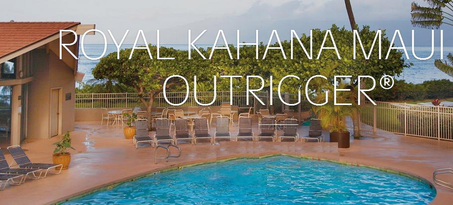 Outrigger Royal Kahana pictures and details