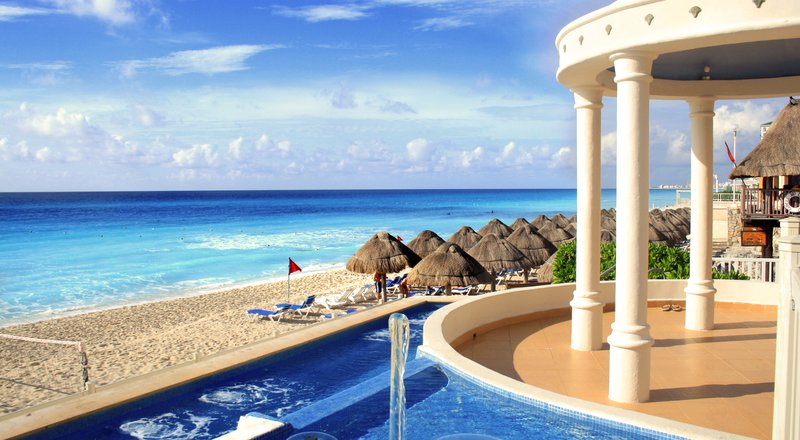 Last minute travel to Cancun