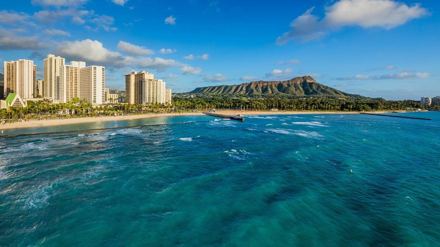 Last minute travel to Honolulu