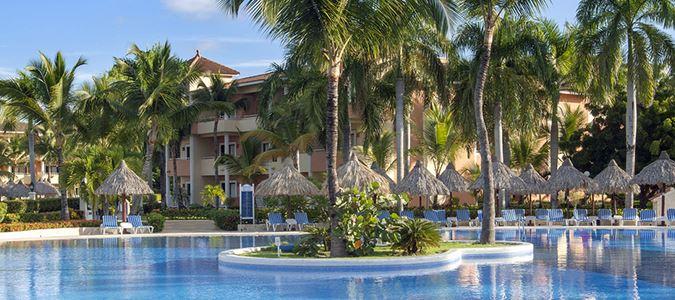 Last minute Grand Bahia Principe Bavaro Punta Cana air and hotel vacation packages